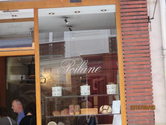 Photo of French Restaurant Boulangerie Poilane at 38 Rue Debelleyme, Paris 75003, France