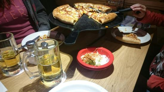 Refurbished Picture Of Pizza Hut Watford Tripadvisor