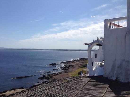 La Casa de Jorge Paez Vilaro - Gallery & Restaurant : vista