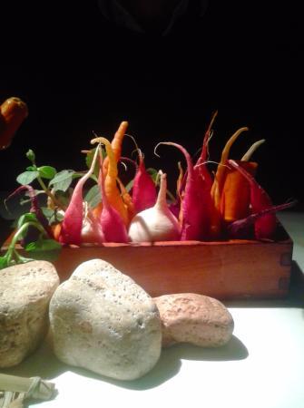 Souffle de zanahoria
