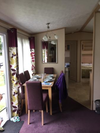 Thorpe Park Holiday Haven The 4 Bedroom Caravan