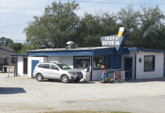 Toot's Drive-In: Toots in October