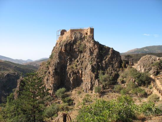 Lanjaron Castle