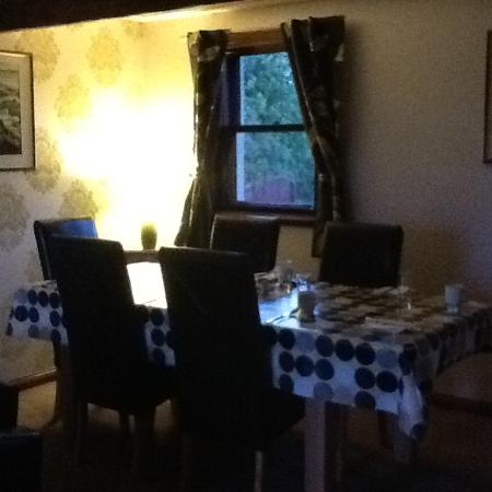 Gartocharn, UK: Dining Area