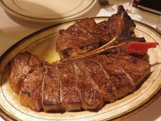 Wolfgang's Steakhouse: 2人用