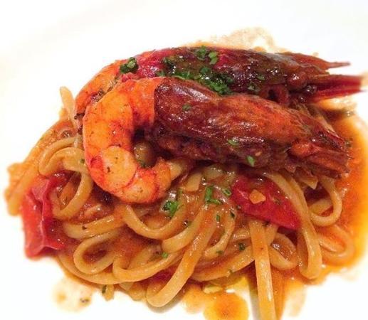 New Chef Andrea Delzanno from North Italy