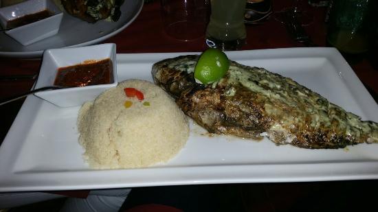 Teranga Bar Restaurant : Excellent