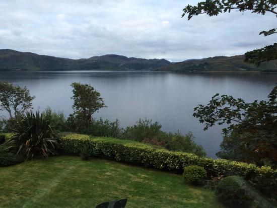Caragh Lake, Irlandia: View from room 11
