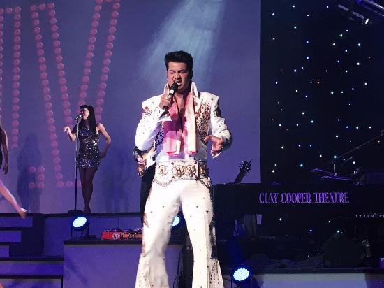 Joseph Hall's Elvis Rock 'n' Remember Tribute: Joseph Hall Rocks