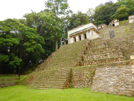 Mayan Ruins of Bonampak