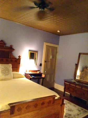 Pine City, Νέα Υόρκη: Rufus Tanner House Bed & Breakfast - Empire Room