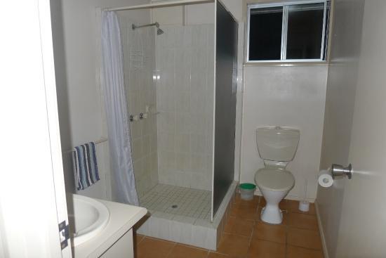 Julatten, Australien: la douche