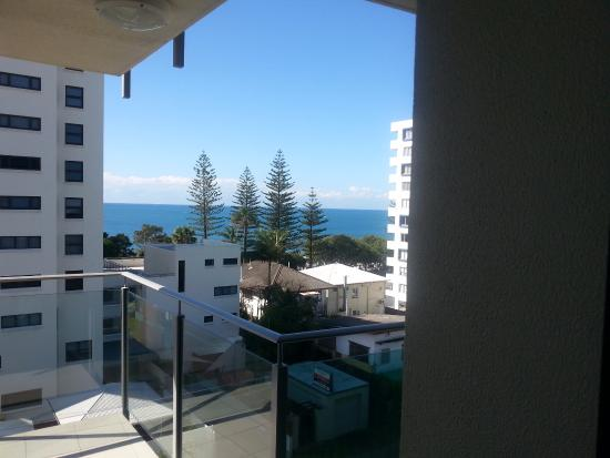 Coco Mooloolaba Apartments: View from Apartment