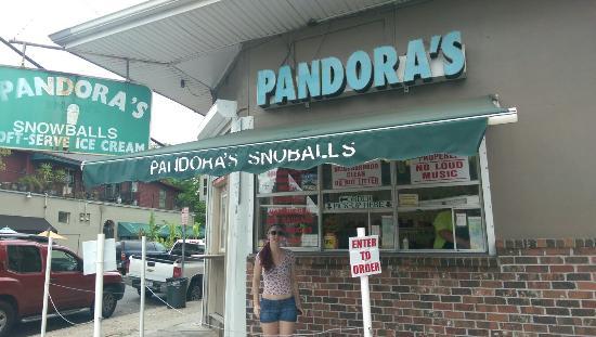 PANDORA'S, New Orleans - Lakeview - Restaurant Reviews, Photos ...