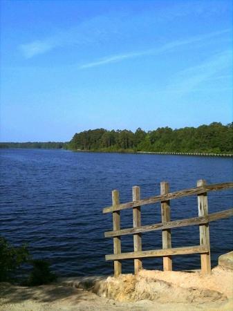 Cheraw State Park - Lake Juniper