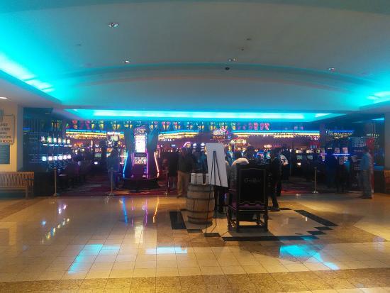 Seneca casino buffet price