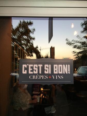 C'est Si Bon Crepes+Vins