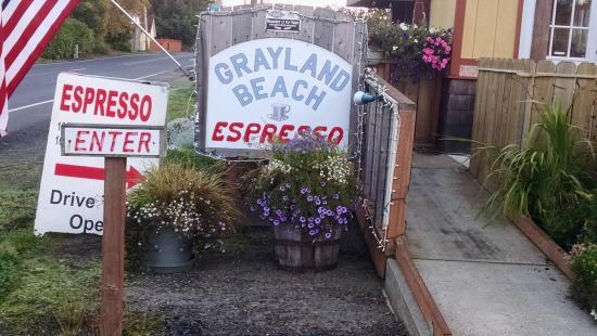 Grayland Beach Espresso