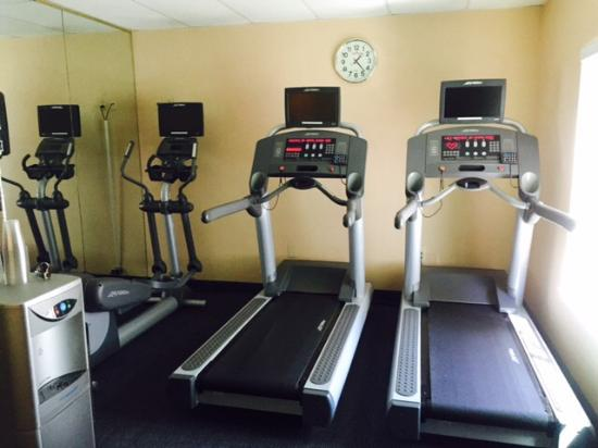 Residence Inn San Francisco Airport/San Mateo: Fitness room