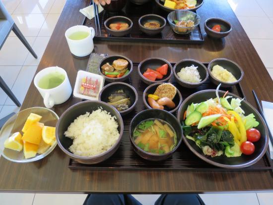 Candeo Hotels Shizuoka Shimada : 私の朝食