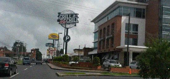 Grill to Chill Restaurant