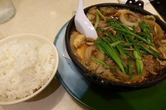 Kyoto Anese Restaurant 牛すき焼き