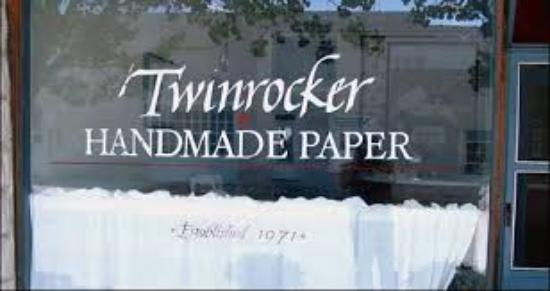 Twinrocker Handmade Paper
