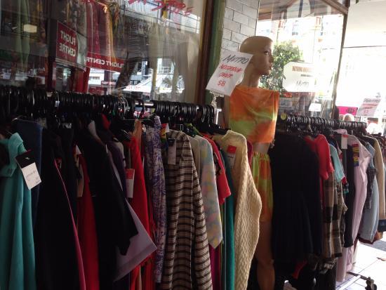Karangahape Road (K Road): Vintage clothes