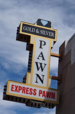 Esterno - Picture of Gold and Silver Pawn Shop, Las Vegas ...