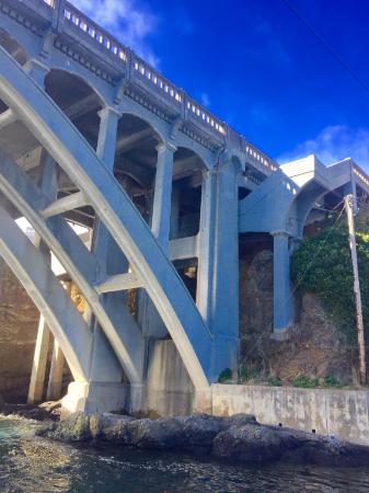 Depoe Bay, Орегон: Bridge