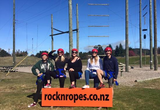 Rock`n Ropes : Best day ever!!!