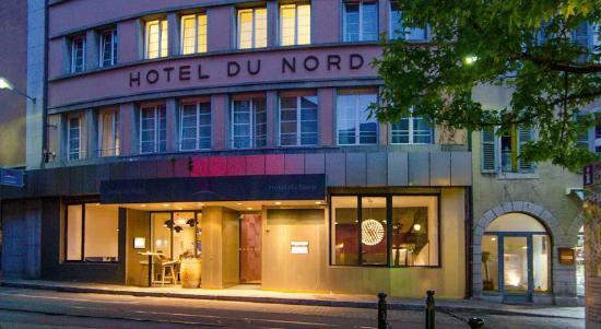 Hotel du Nord: Hôtel du Nord à Aigle
