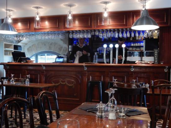 SY La Terrasse : Le BAR du Restaurant de LA TERRASSE