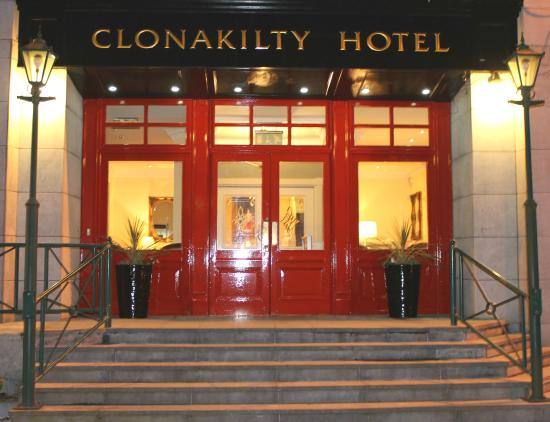 The Clonakilty Hotel: Entrance