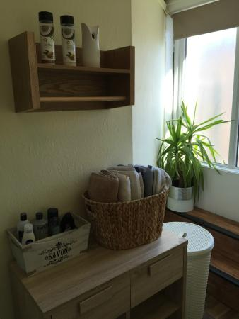 Kipps Backpackers Hostel : Bathrooms