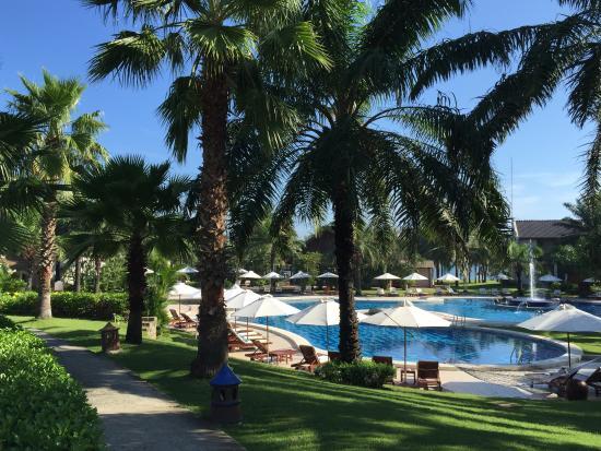 Palm Garden Beach Resort Spa