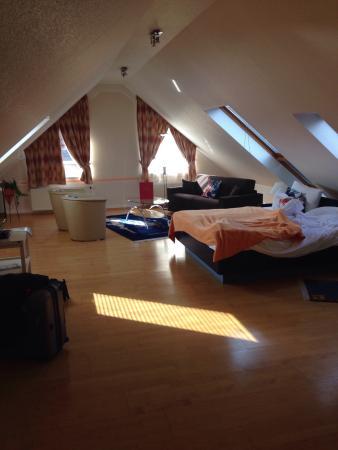düsseldorf attic