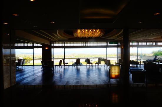 Biwako Grand Hotel: same view