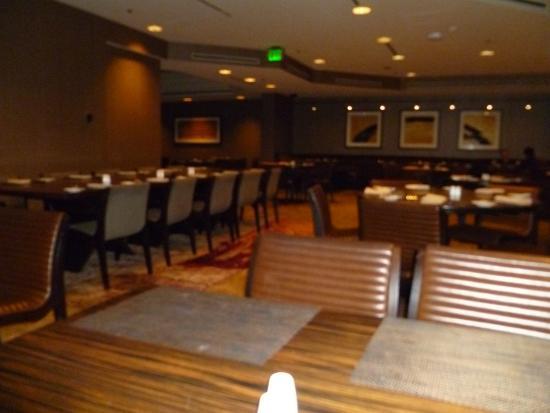 Hilton Anaheim S Mix Restaurant