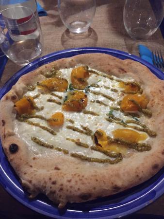 Pizza Gourmet Giuseppe Vesi