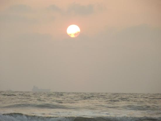 Bardez, India: Candolim beach