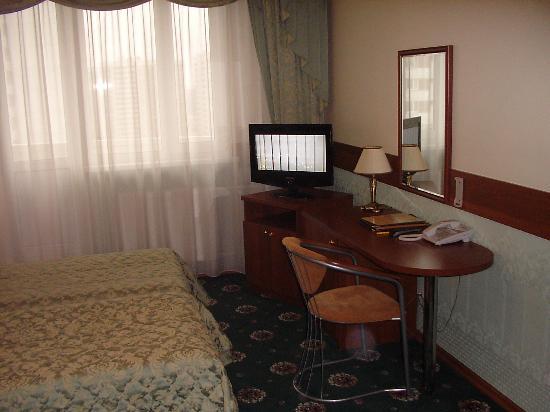 Hotel Orekhovo : рабочее место