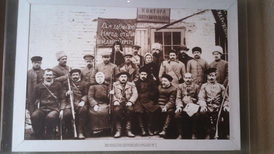 Shlisselburg, Russland: Февральская революция в Шлиссельбурге