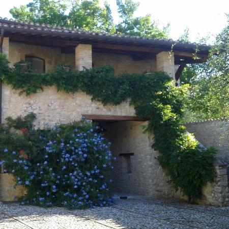 Borgo della Marmotta: camere