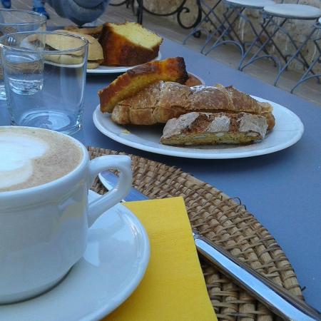Borgo della Marmotta: la colazione