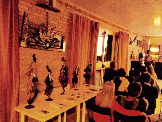 B&B Espressione Arte : Evento Olife Party del 24 settembre 2015. Serata stupenda con la presentazione delle proprietà b