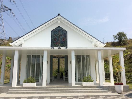 Yintian Shanfang White Church