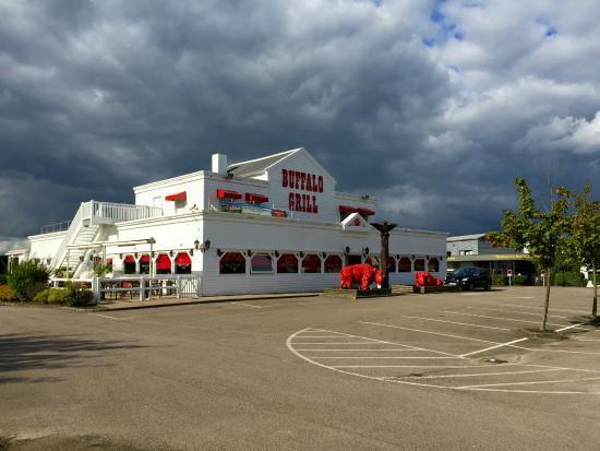 Buffalo Grill, Bois Guillaume  114 rue Louis Bleriot  ~ Restaurant Bois Guillaume