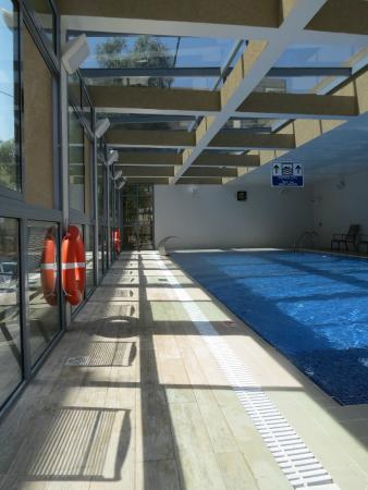 Ramon Suites Hotel: The new swimming pool
