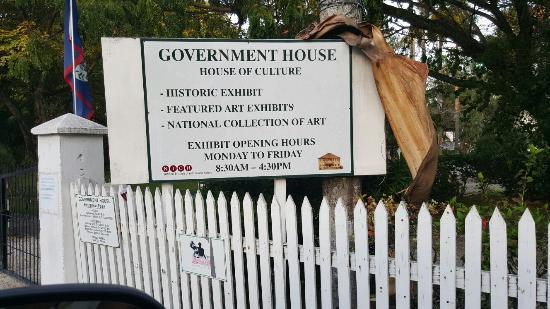 Government House: Board